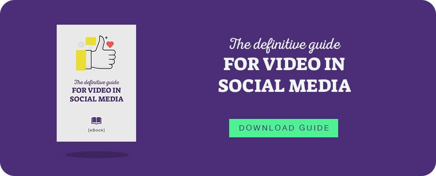 ebook: The definitive guide for video in social media